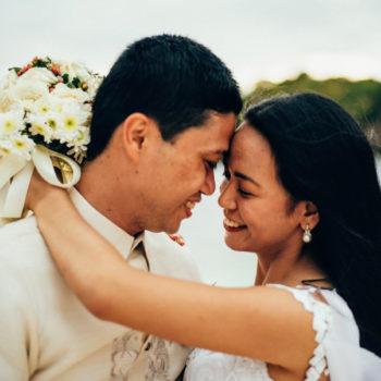Majal Abe Mirasol and Regine Ilyssa Garcia Mirasol Wedding Photos